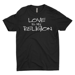 Brave Heart Inspired - Love is My Religion Cotton Tee