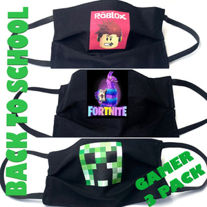 Kids 3 Pack- Gamer