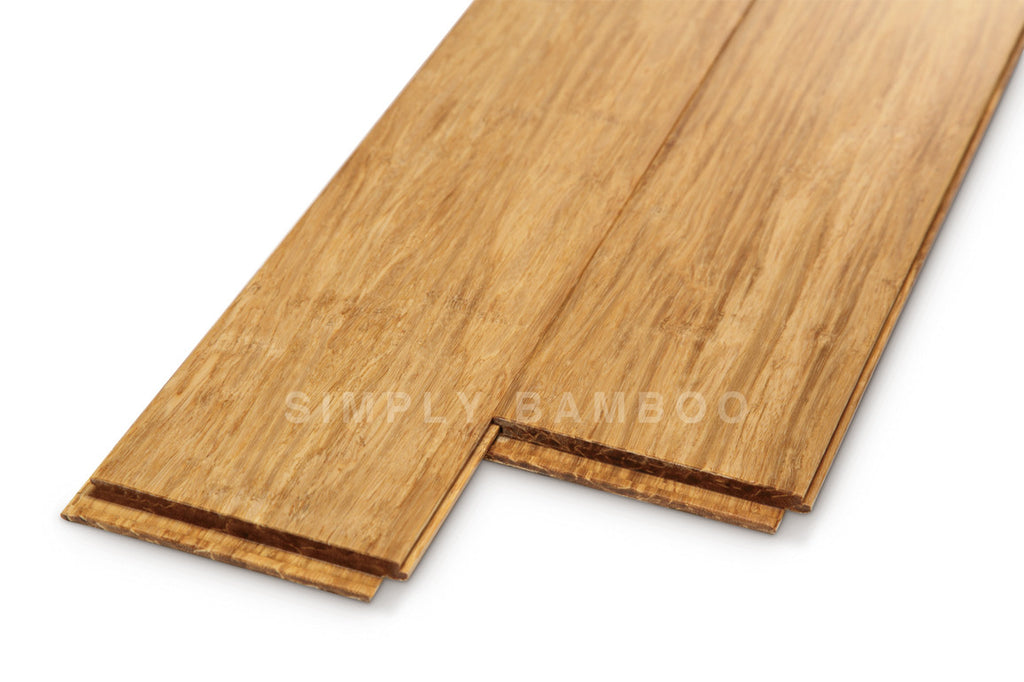 Strand bamboo flooring natural uniclic bb swn11 simply for Uniclic flooring