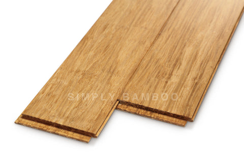 Strand Bamboo Flooring Natural  Uniclic (BB-SWN11)