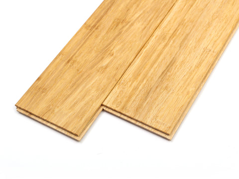 Natural Strand Woven Bamboo Flooring Uniclic (BB-SWN)