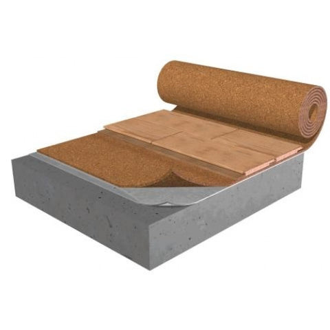Simply Acoustic-Cork Underlay (2mm) (CKUL)