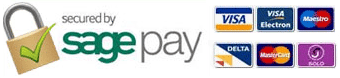 Sage Pay Accepted Cards
