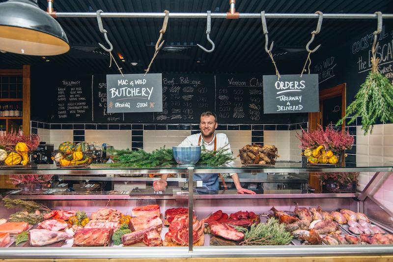 INTRODUCING THE MAC & WILD BUTCHERY COUNTERS | Mac & Wild