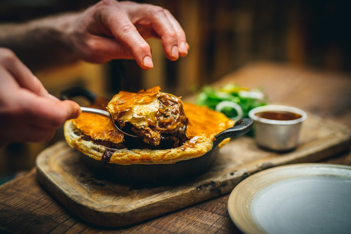 VENISON, HAGGIS & TATTIE PIE | Mac & Wild