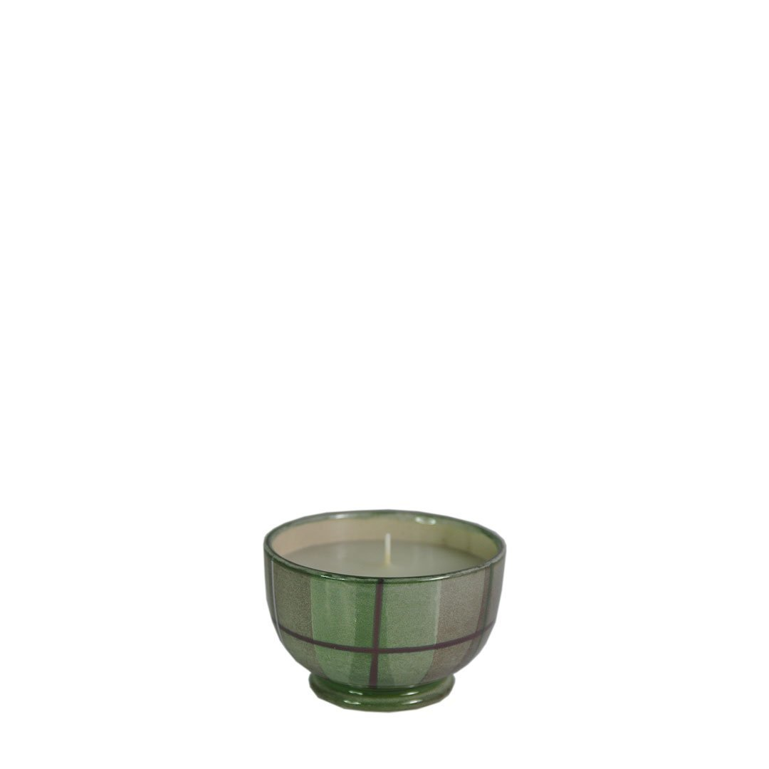 Secret Garden Small Candle Bowl - Mac & Wild