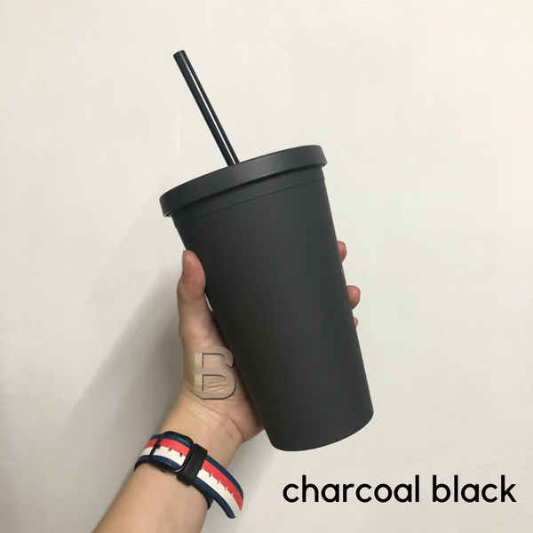 16oz Matte Tumbler 473ml (4 Colors)