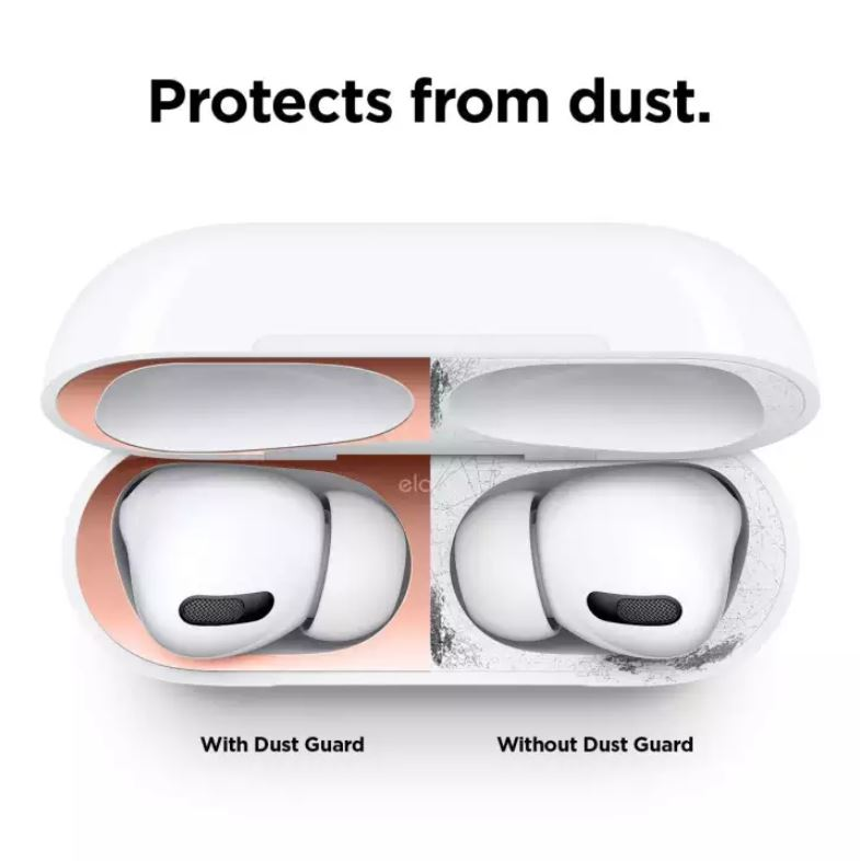 Dust proof film for AirPods
