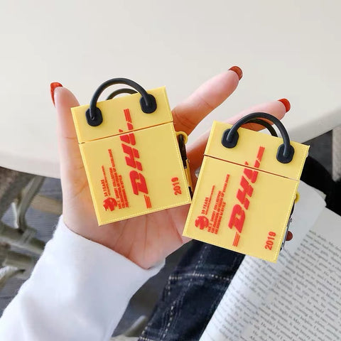DHL bag AirPods Case