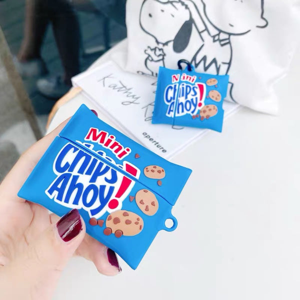 Chips Ahoy Airpods Case