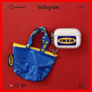IKEA with Bag AirPods Case