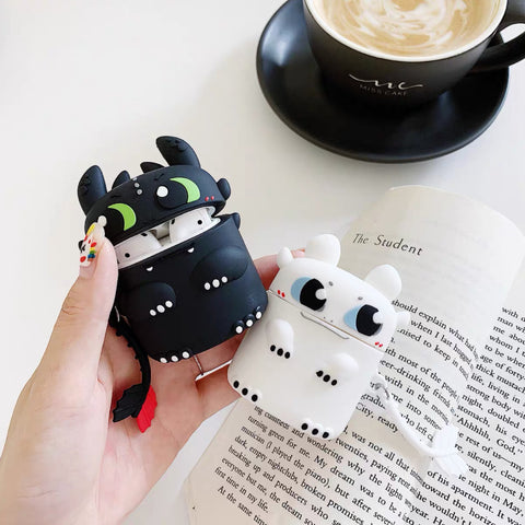 Toothless Airpods Case