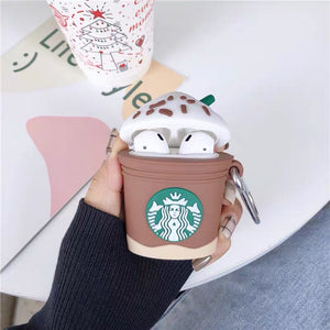Starbucks Mocha Frappe AirPods Case