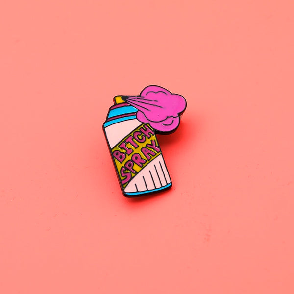 Enamel Pin Brooch
