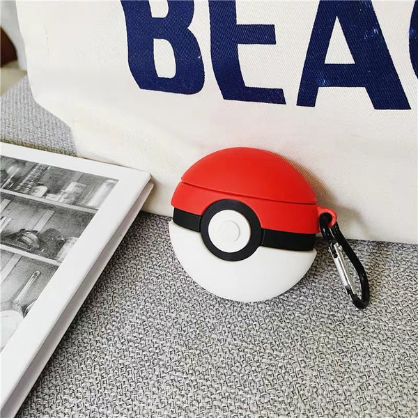 Pokeball AirPods Case