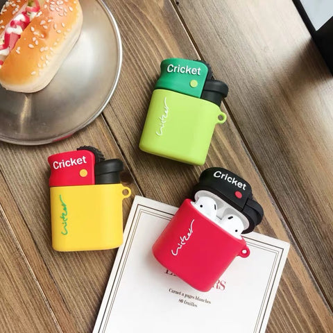 Crickets Lighter AirPods Case