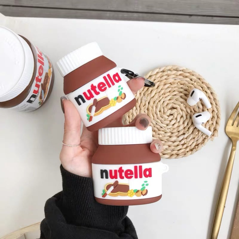 Nutella AirPods Case