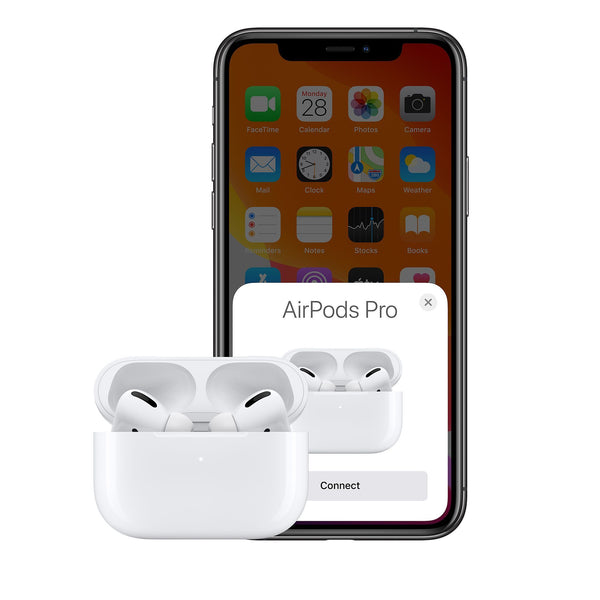 AirPods Pro with Free Silicone Case and Dust Film