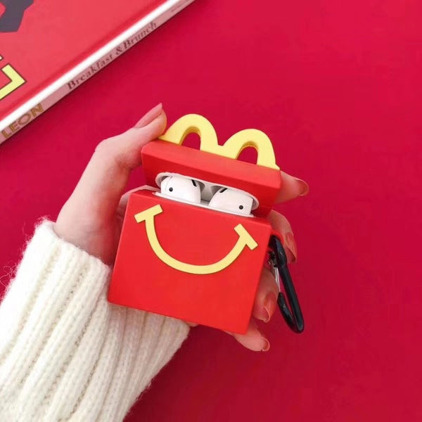 Happy Meal AirPods Case