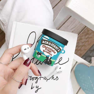 Ben & Jerry's Airpods Case