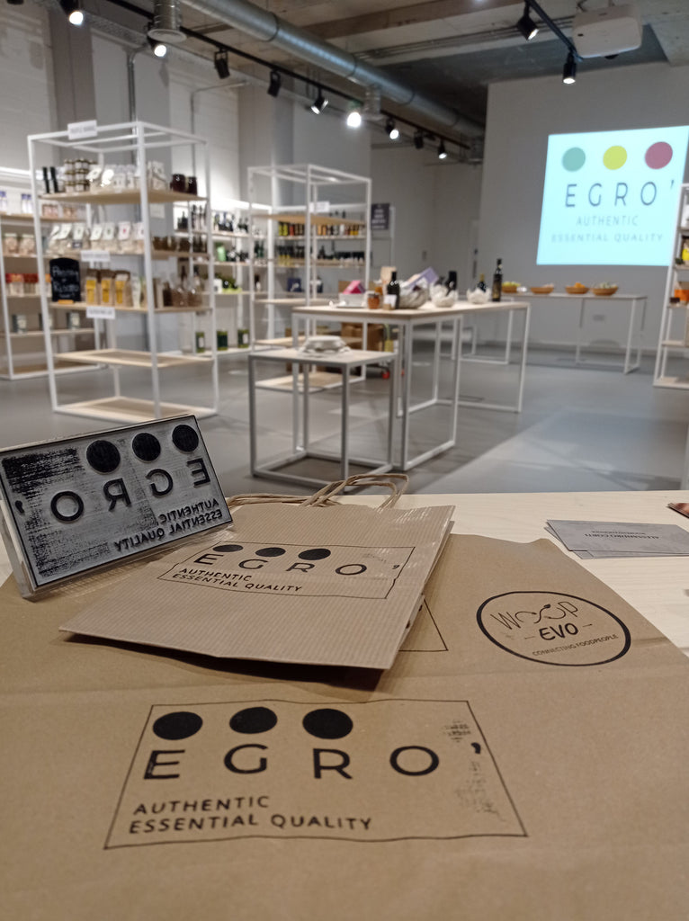 EGRO' London - The New Grocery