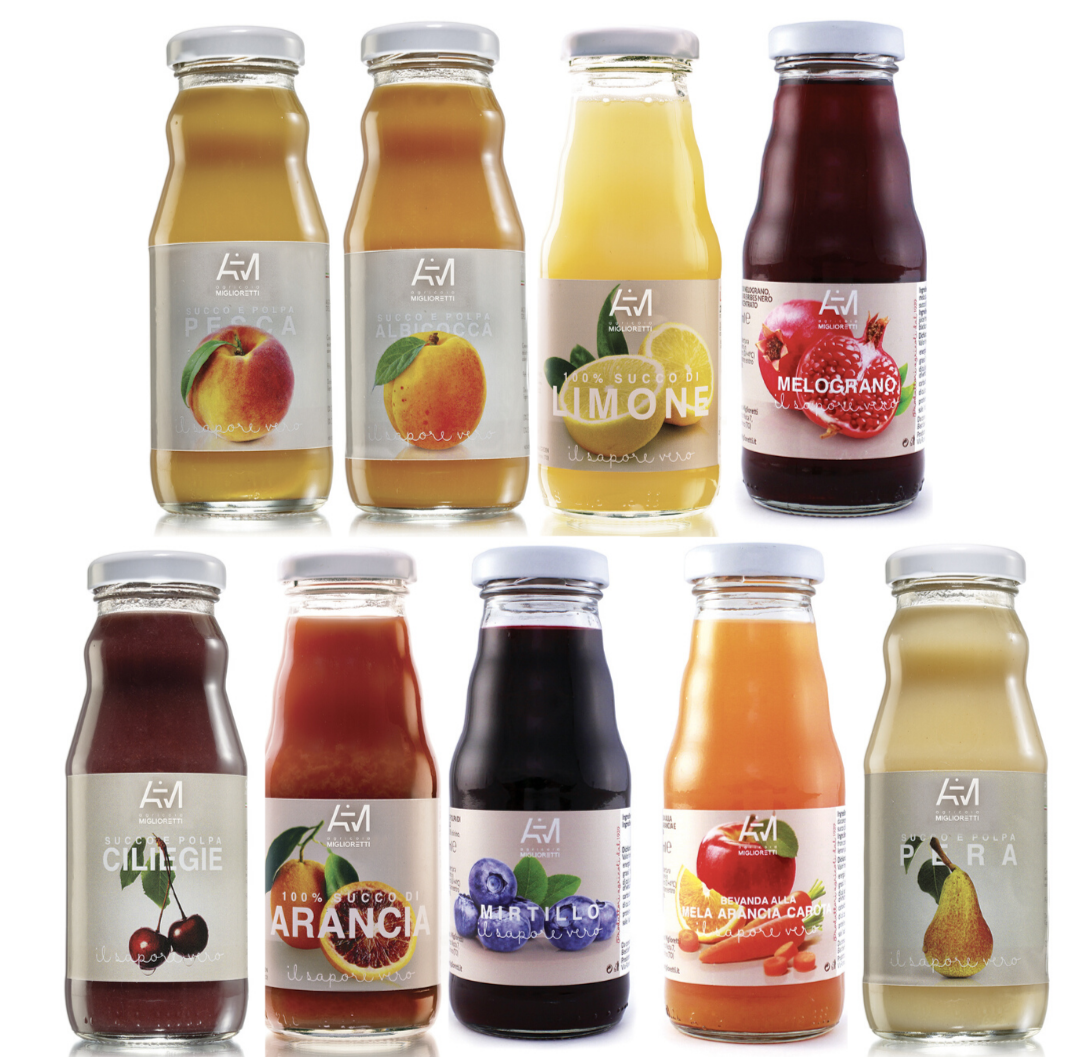 Fruit  Juice - Mix Flavours 100% Natural