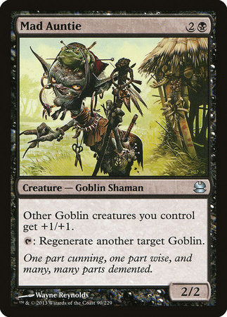 Mad Auntie [Modern Masters] | Gators Games and Hobby