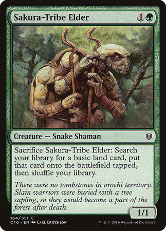 Sakura-Tribe Elder [Commander 2016] | Gators Games and Hobby