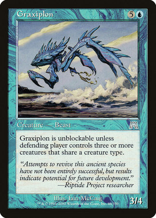 Graxiplon [Onslaught] | Gators Games and Hobby