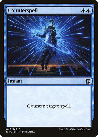 Counterspell [Eternal Masters] | Gators Games and Hobby