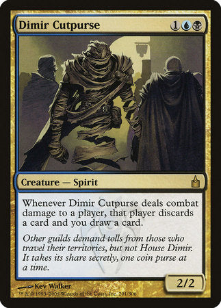 Dimir Cutpurse [Ravnica: City of Guilds] | Gators Games and Hobby