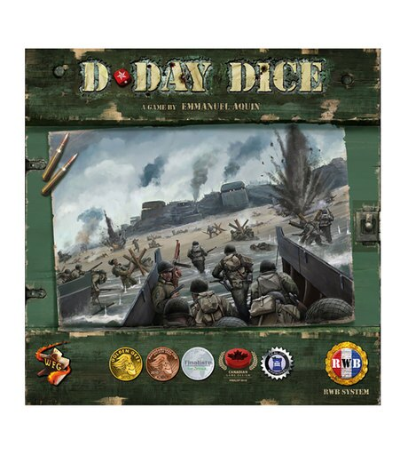 D-Day Dice | Gators Games and Hobby