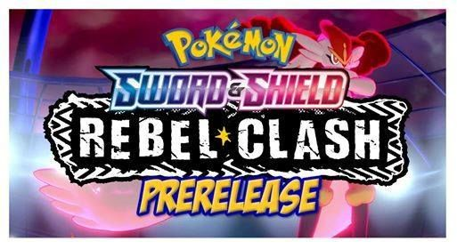 Pokemon Rebel Clash Pre-Release Kits | Gators Games and Hobby