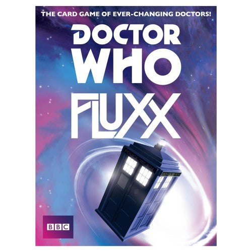 Doctor Who Fluxx | Gators Games and Hobby