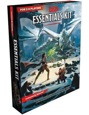 D&D Essentials Kit | Gators Games and Hobby