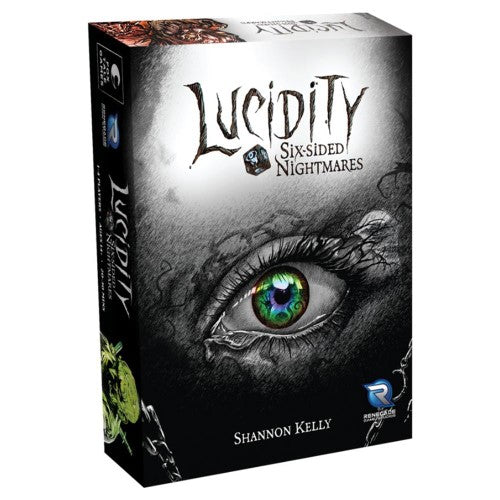 Lucidity: Six-Sided Nightmares | Gators Games and Hobby