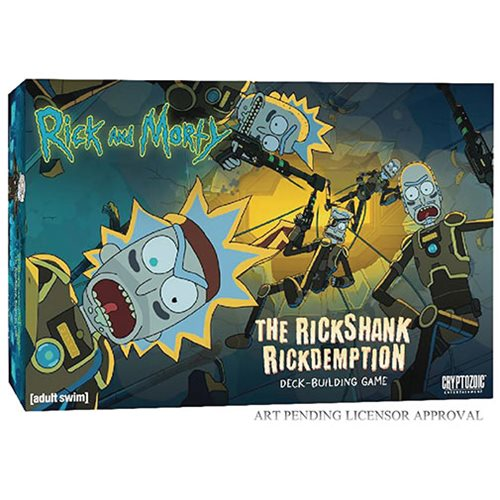 Rick and Morty - The Rickshank Redemption | Gators Games and Hobby