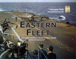 Second World War at Sea: Eastern Fleet | Gators Games and Hobby