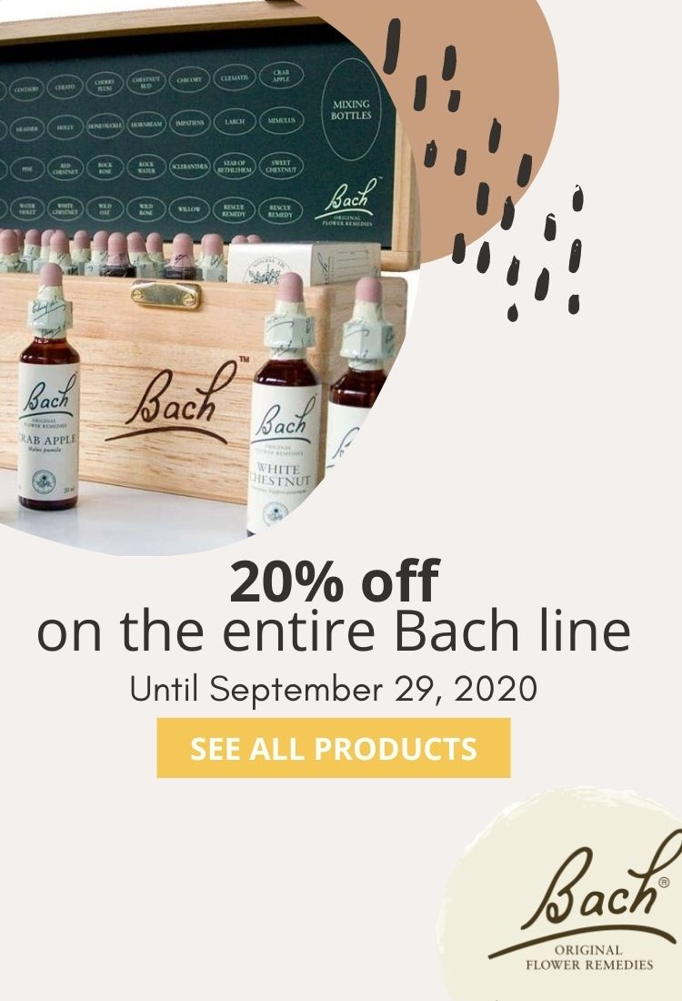 Bach 20% off mobile