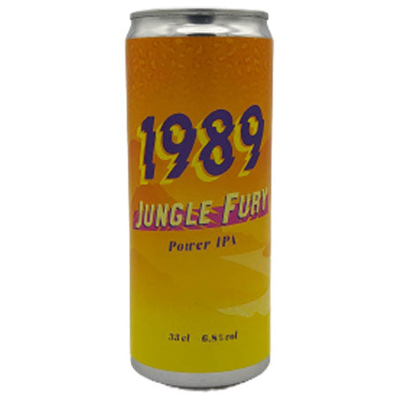 1989 - Jungle Fury - Power IPA