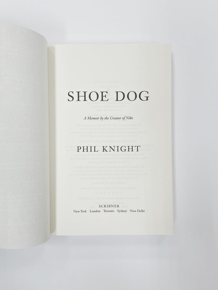 Load image into Gallery viewer, Shoe Dog