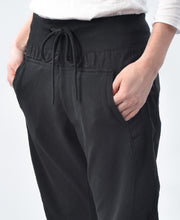 Load image into Gallery viewer, Cotton Joggers - Black