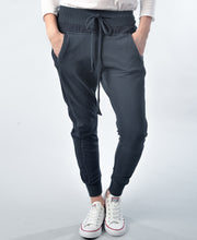 Load image into Gallery viewer, Cotton Joggers - Navy