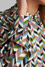 Load image into Gallery viewer, Nucanna Geometric Pastel Shirt