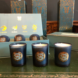 The Winter Collection Trio Votive Candle Set