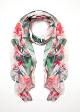 Load image into Gallery viewer, Flamingo Scarf