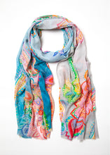 Load image into Gallery viewer, Paisley Scarf