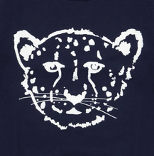 Load image into Gallery viewer, Cheetah Navy Sweatshirt