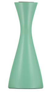 Medium Candleholder - Opaline Green