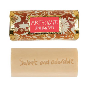 Tubular Organic Soap Serendipity 'Sweet & Adorable'